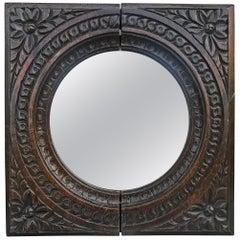 Petite 18th Century Mirror