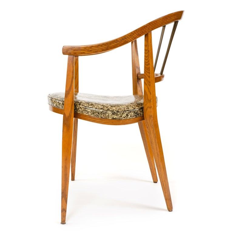 American Petite Armchair by Edward Wormley for Dunbar For Sale