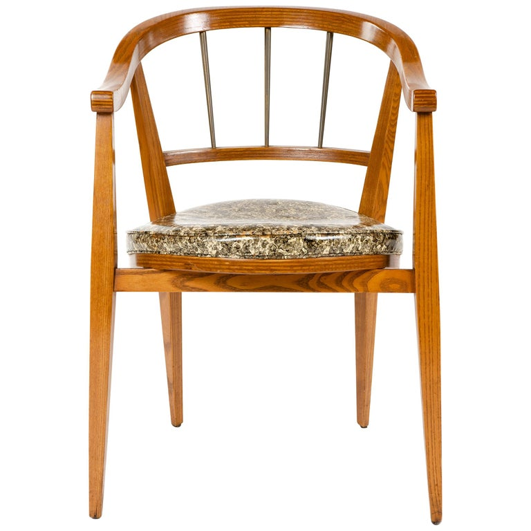 Petite Armchair by Edward Wormley for Dunbar For Sale