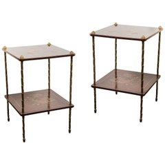Petite, circa 1900, Chinoiserie Occasional Tables