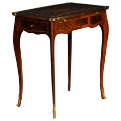 Petite French Ladies Desk in Quinze Style