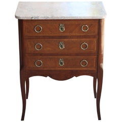 Petite French Louis XV Style Commode