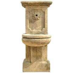 Petite Murale Wall Fountain