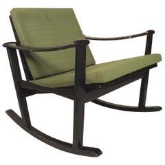 Petite Rocking Chair by Finn Juhl