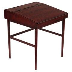Petite Rosewood Writing Desk by Finn Juhl