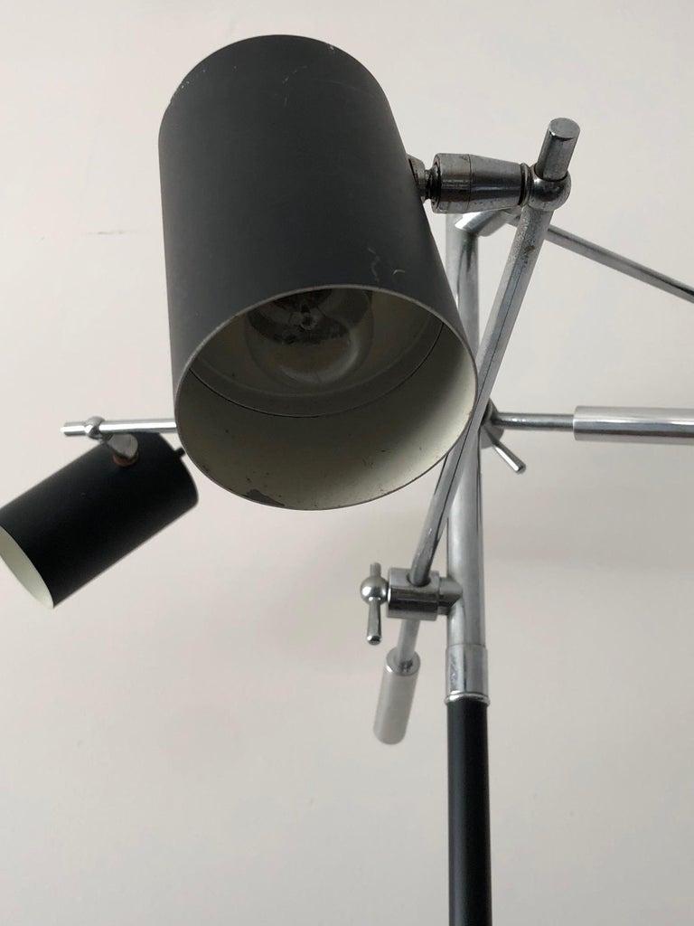 Petite Triennale Style Floor Lamp For Sale 3
