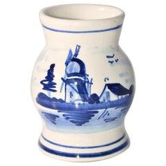 Petite Vintage Dutch Vase