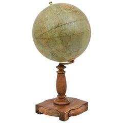 Petite Vintage French Globe