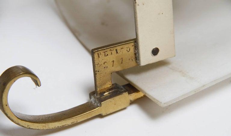 Petitot Important Pair of Sconces 1930 For Sale 2