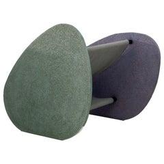 Pétra Lounge Chair by Rodrigo Ohtake, Brazilian Contemporary Design