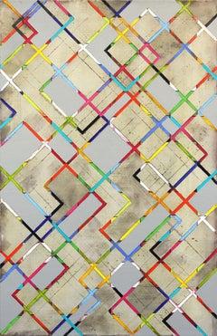 Diagonal Stripes 21-1