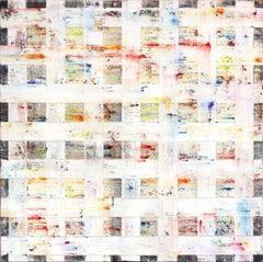 White Grid I