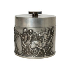 Pewter Jar from Herman Bergman