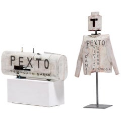 """Pexto"" Car and Jacket by Patrick Fitzgerald"