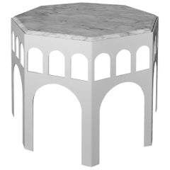 """Peyrou"" Side Table by Yoan Claveau De Lima for Les Choses Edition"