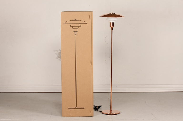 Early 20th Century PH Floor Lamp Limited Anniversary Edition 2016 by Louis Poulsen A/S For Sale