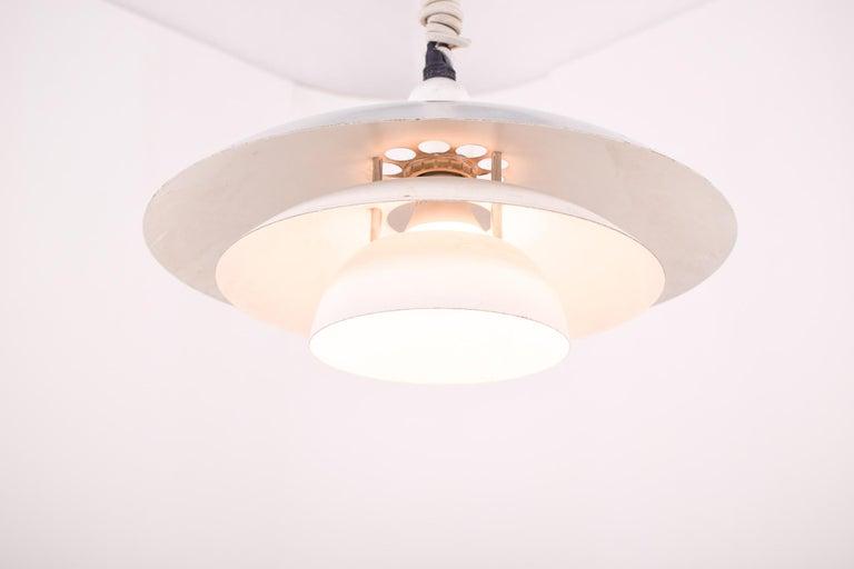Mid-Century Modern PH 4/3 Pendant Light, Louis Poulsen, 1960 For Sale