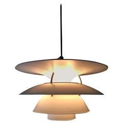 PH Charlottenborg Pendant Lamp, Poul Henningsen for Louis Poulsen, Denmark.