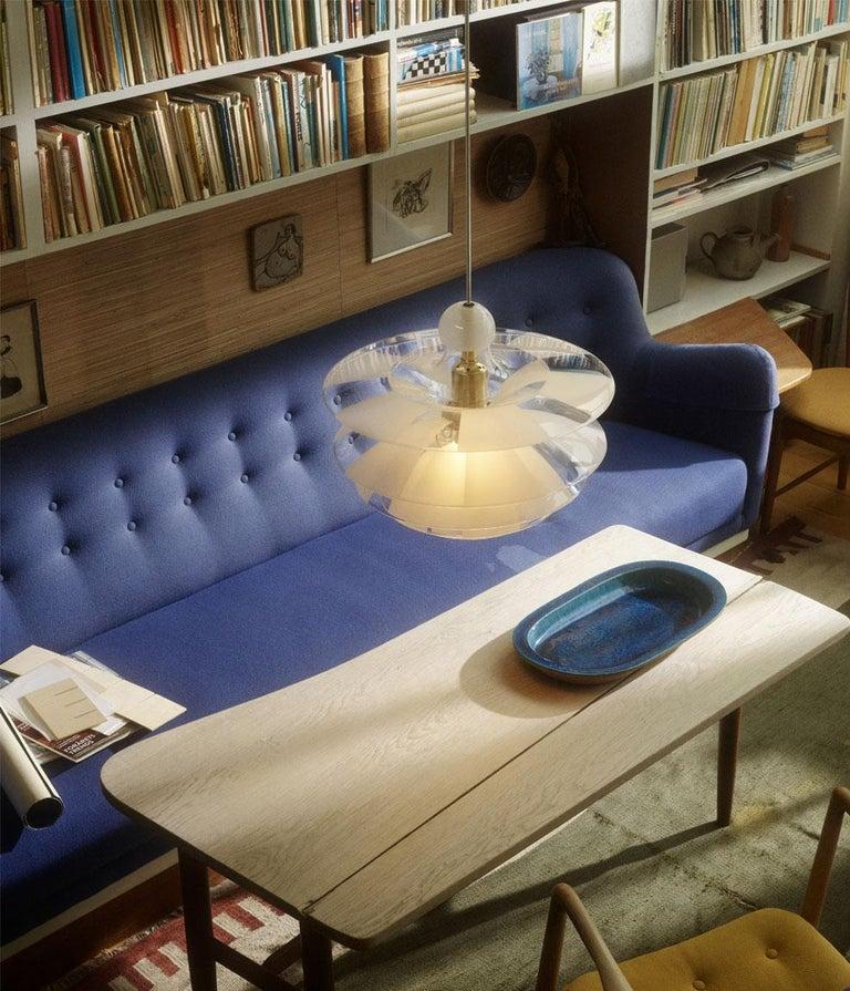 Scandinavian Modern PH Septima by Poul Henningsen For Sale