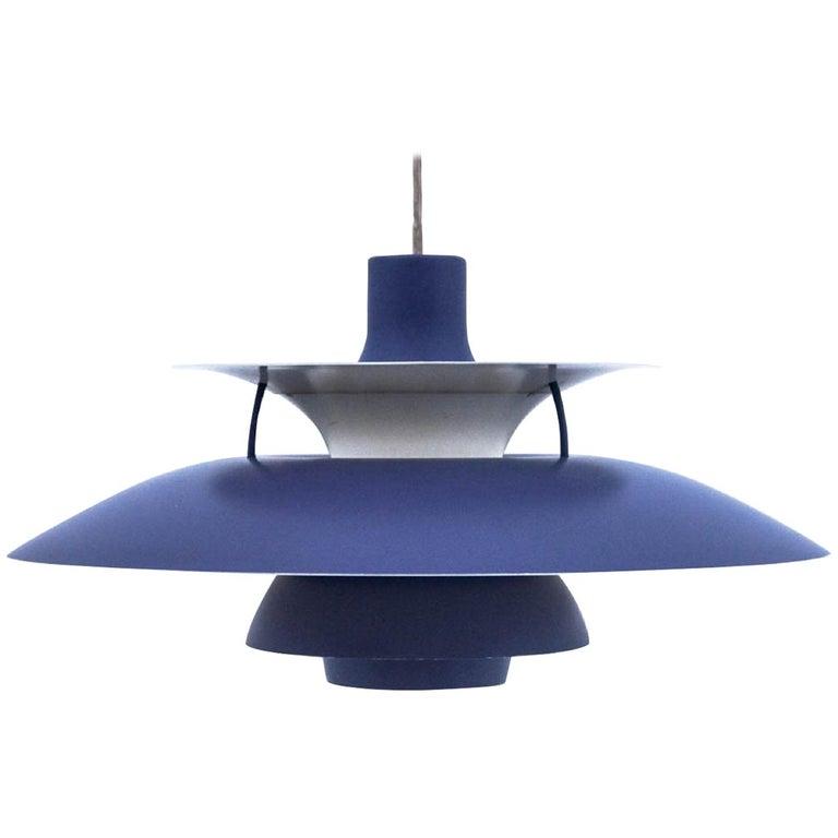 PH5 lamp, P. Henningsen for Louis Poulsen, 1980s For Sale