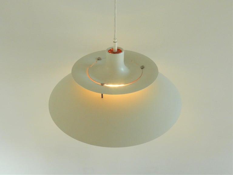 Mid-Century Modern PH5 Pendant by Poul Henningsen for Louis Poulsen, Denmark, 1960s For Sale