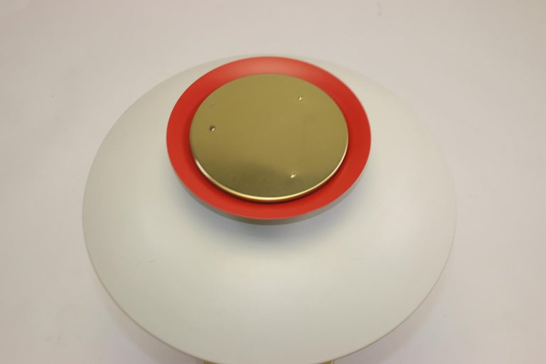 PH5 Table Lamp by Poul Henningsen for Louis Poulsen BORDS LAMPA, PH5 For Sale 4