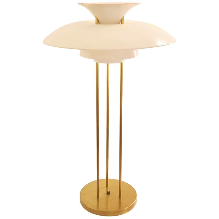 PH5 Table Lamp by Poul Henningsen For Sale