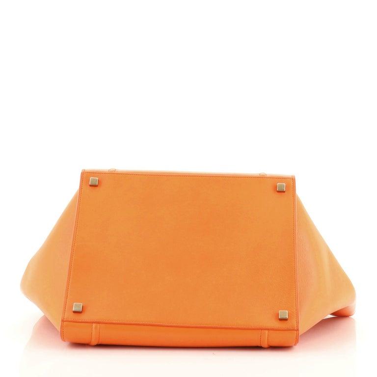 Women's or Men's Phantom Bag Smooth Leather Medium For Sale