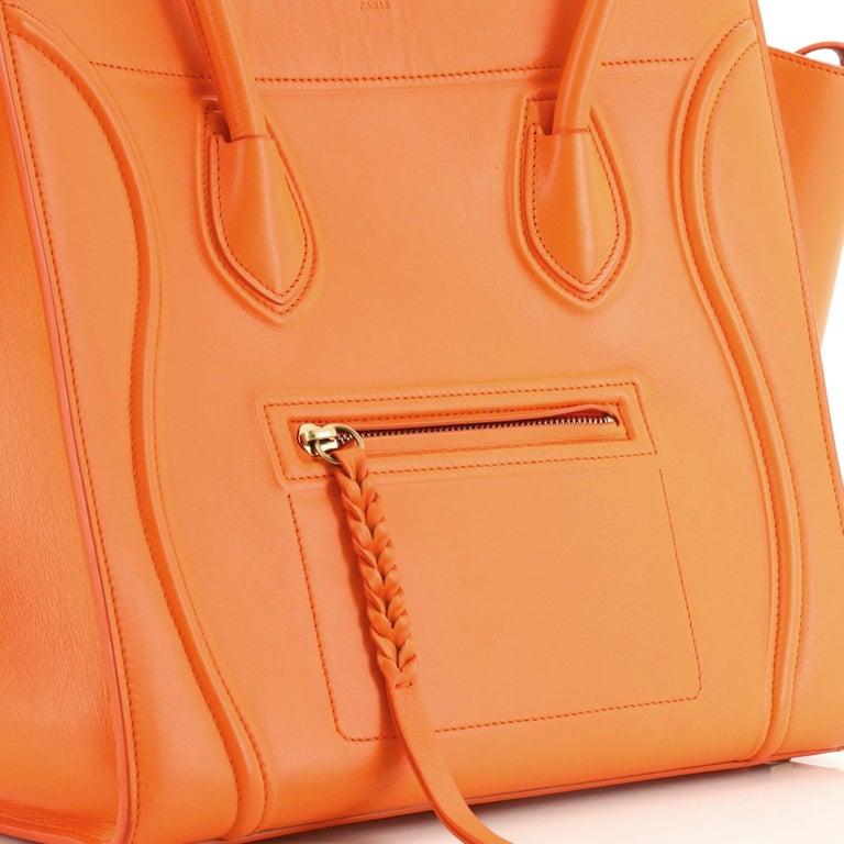 Phantom Bag Smooth Leather Medium For Sale 3