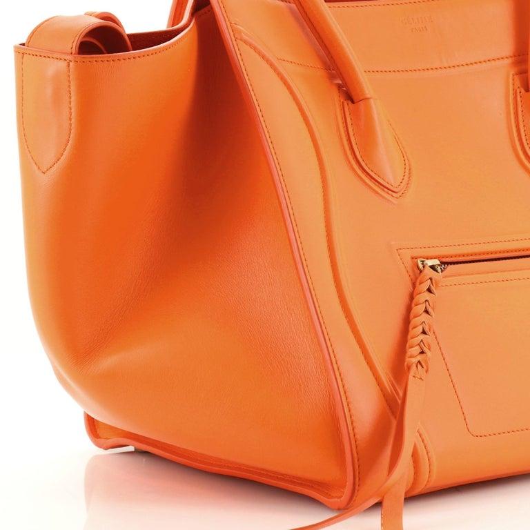 Phantom Bag Smooth Leather Medium For Sale 4