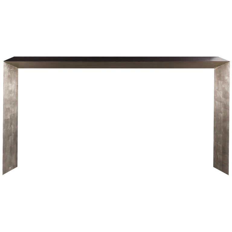 """Phantom"" Console Table by Designer/Artist Florian Roeper For Sale"