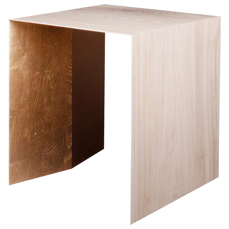"""Phantom"" Side Table by Designer/Artist Florian Roeper For Sale"