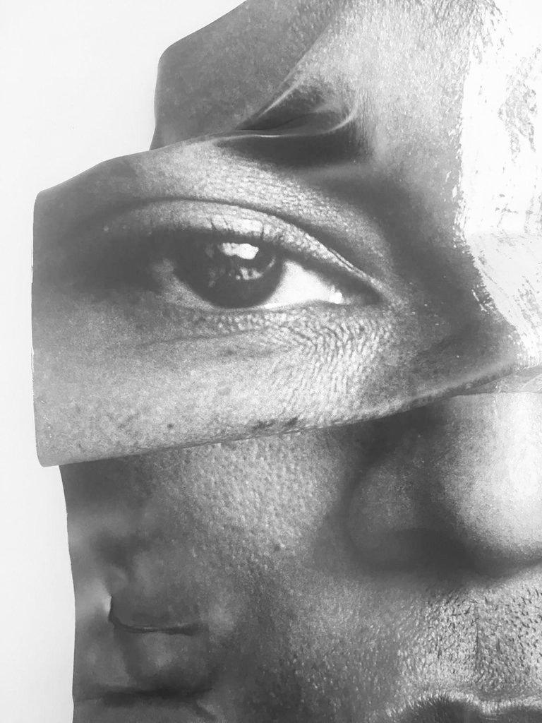 Pharrell 'Tridimensional Wall Sculpture' 4