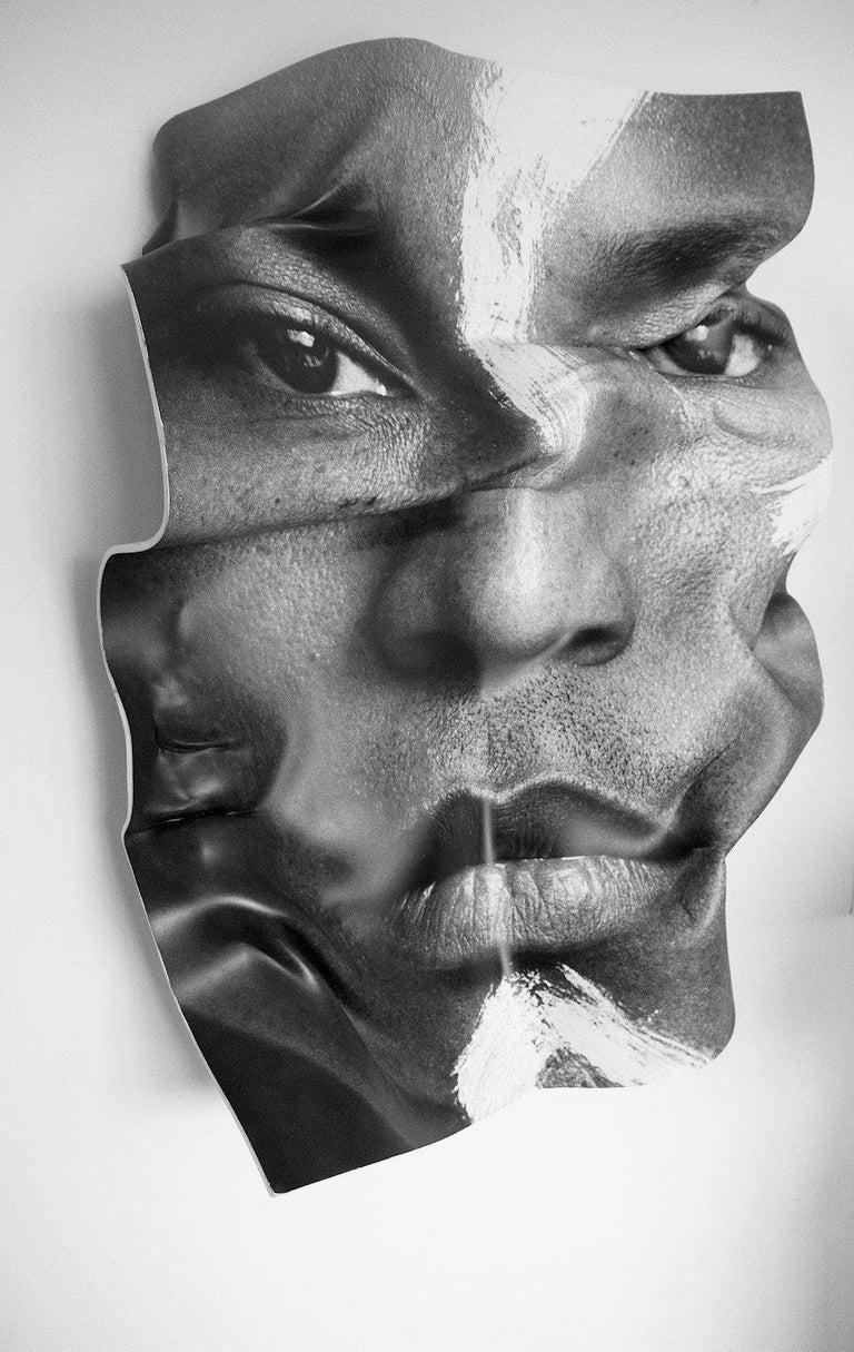 Modern Pharrell 'Tridimensional Wall Sculpture'