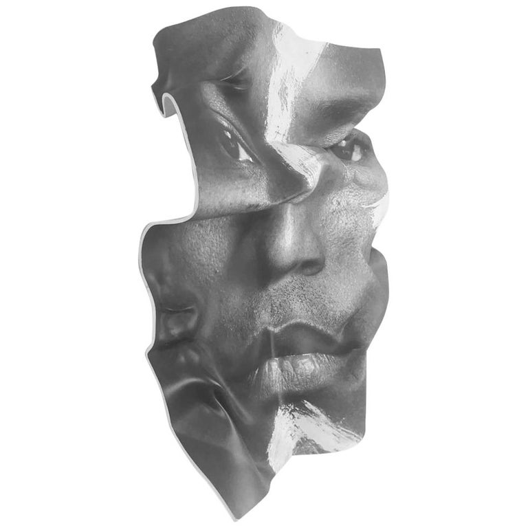 American Pharrell 'Tridimensional Wall Sculpture'