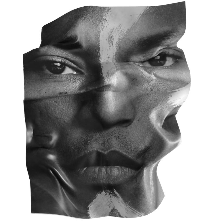 Pharrell 'Tridimensional Wall Sculpture'