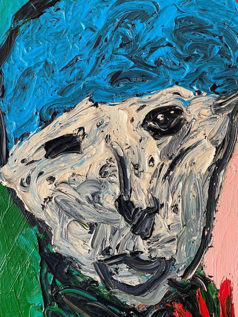 American Phe Ruiz Abstract, 2002 For Sale