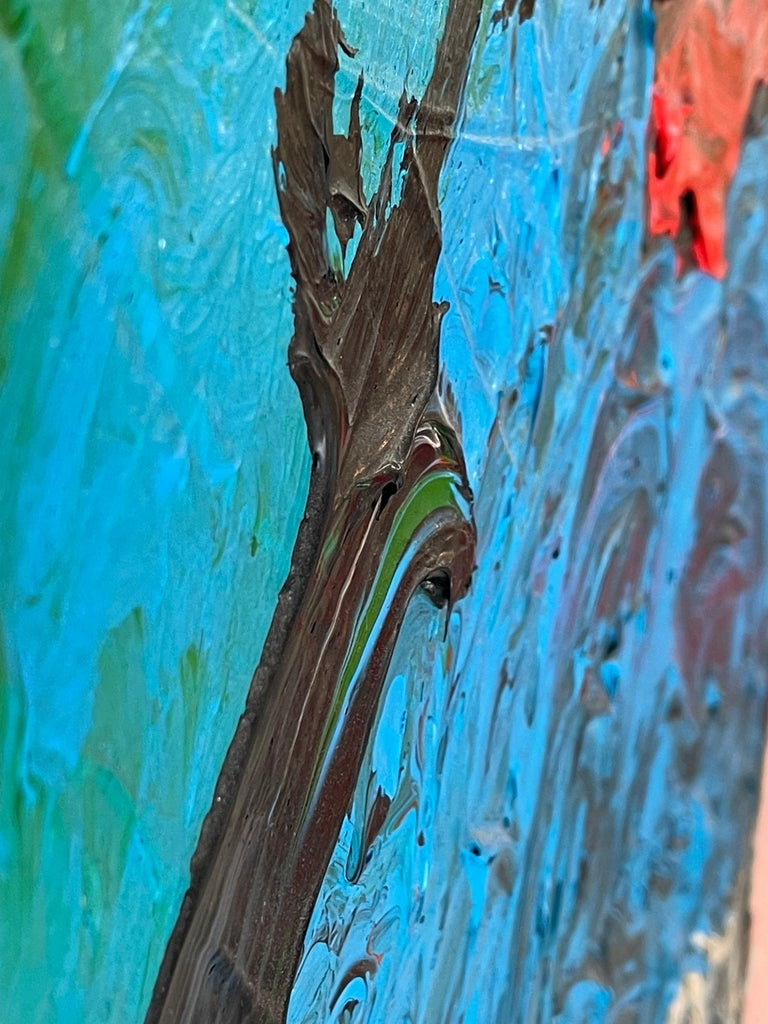 Phe Ruiz Abstract, 2002 For Sale 2