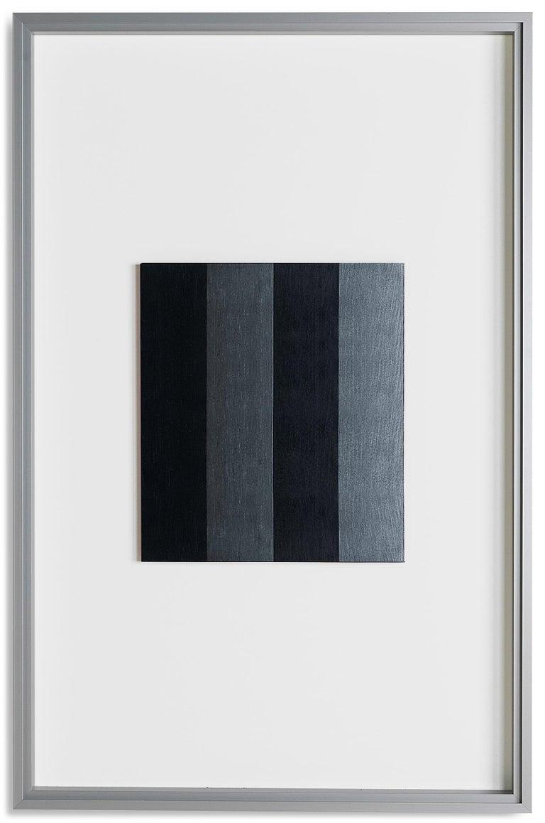 Minimalist Phenomena, Black, Keiji Takeuchi, First Edition, 2020 For Sale