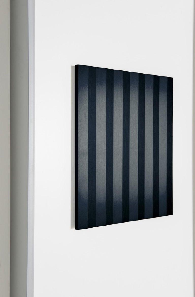 Phenomena, Black, Keiji Takeuchi, First Edition, 2020 For Sale 1