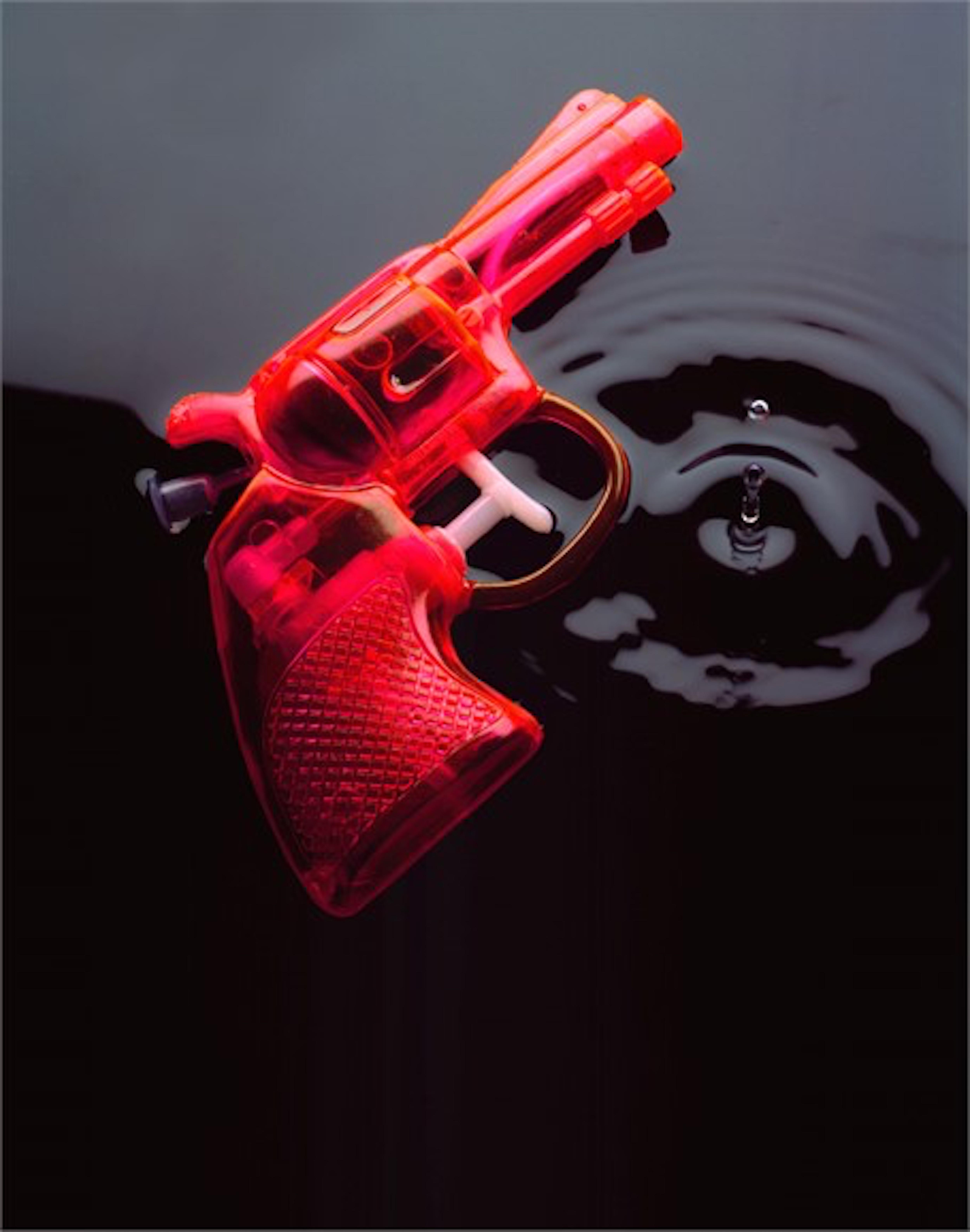 Water Pistol Lt Ed 2/20