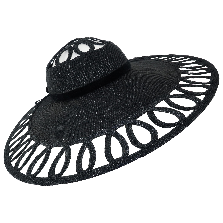 7dbfb697f17204 Vintage and Designer Hats - 1,172 For Sale at 1stdibs