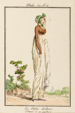 The Torn Dress - From Modes et Manières du jour à Paris à la fin du 18e siècle..
