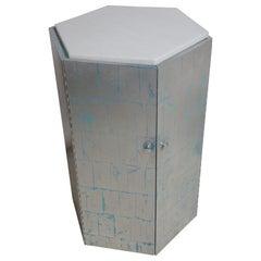 Phililp Lloyd Powell Hexagon 2-Door Cabinet