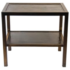 Philip and Kelvin LaVern Rectangular Side Table Single Edition