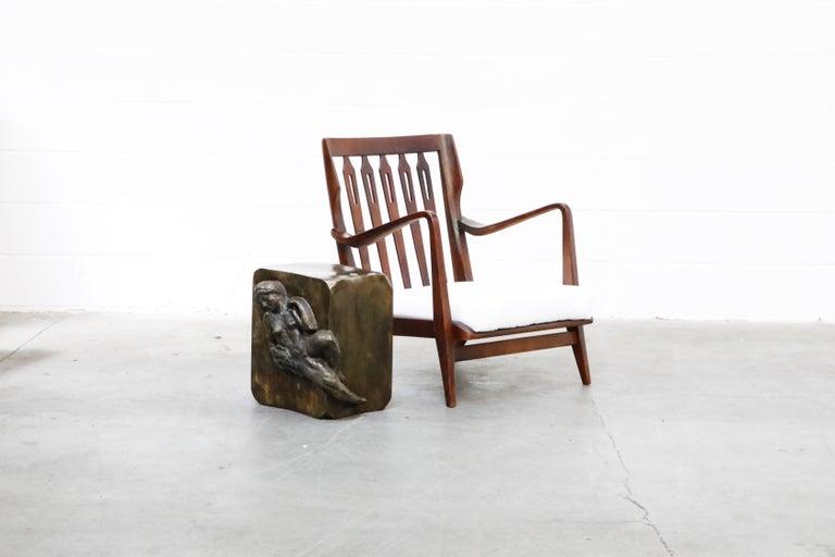 Philip and Kelvin LaVerne 'Aphrodite' Bronze Sculpture on Pedestal, 1960s Signed For Sale 1