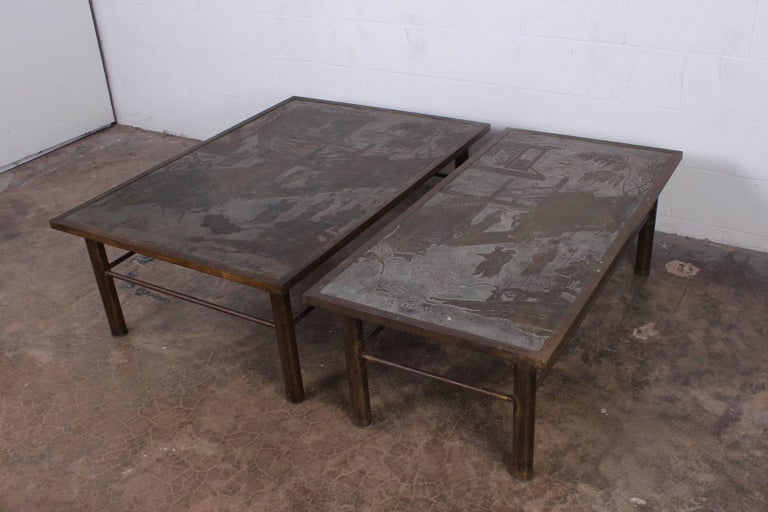 Philip and Kelvin LaVerne Chan Coffee Table For Sale 6