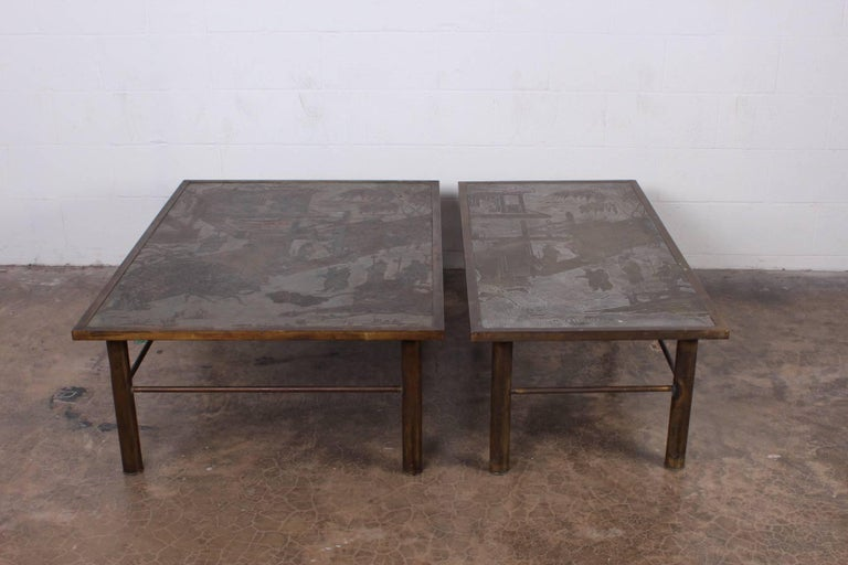 Philip and Kelvin LaVerne Chan Coffee Table For Sale 4