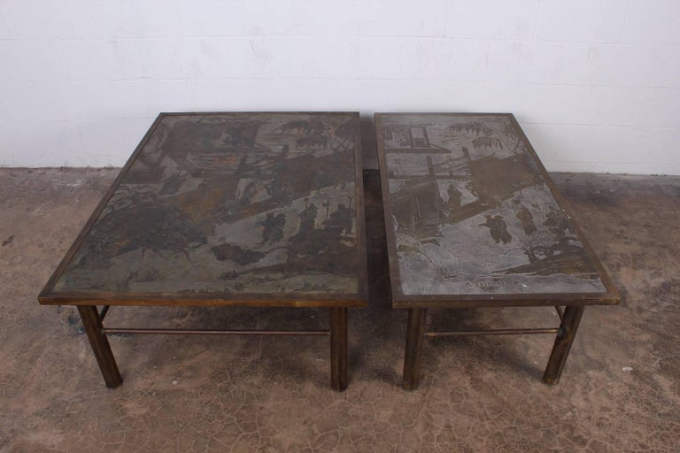Philip and Kelvin LaVerne Chan Coffee Table For Sale 5