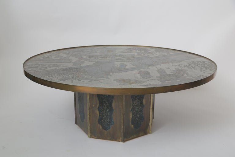 American Philip and Kelvin Laverne Chan Table For Sale